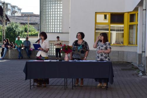 Festivitatea de încheiere a anului școlar 2016-2017