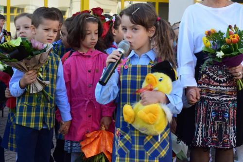 Festivitatea de deschidere a anului școlar 2017-2018